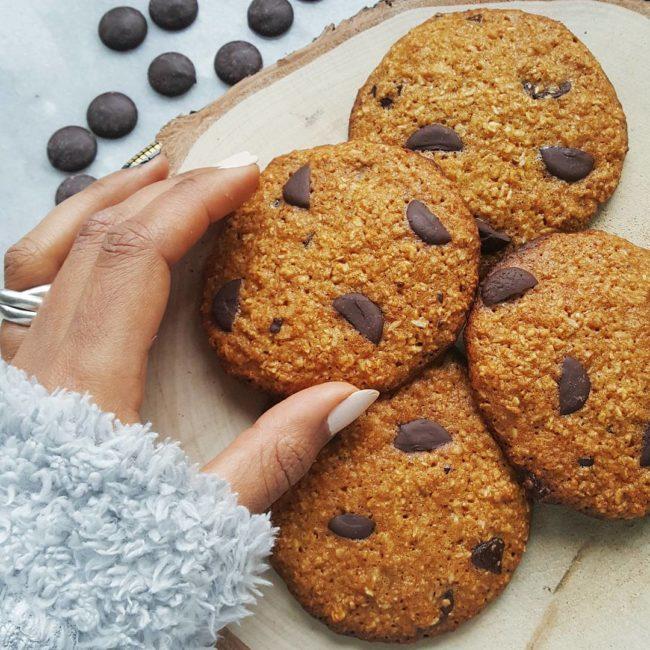 Les biscuits moelleux au chocolat de Snackies